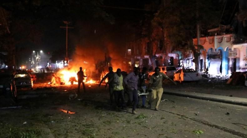 25 Tote bei Explosion in Mogadischu
