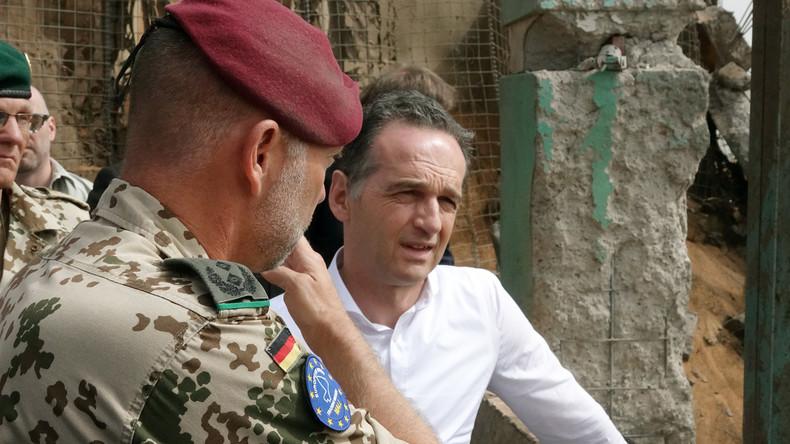 Noch eine Panne mit Regierungsflieger: Maas in Mali gestrandet