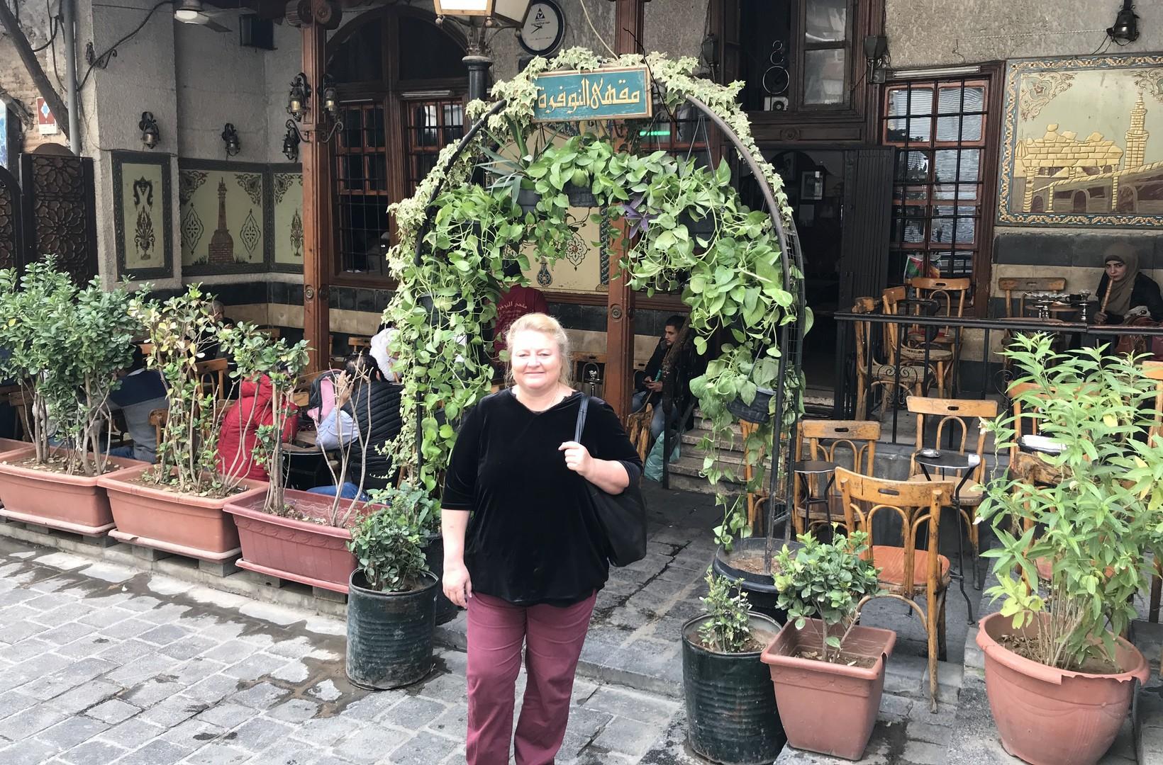 """""""Die Aufbruchstimmung ist enorm"""" – Antje Hermenau zum Engagement sächsischer Unternehmen in Syrien"""