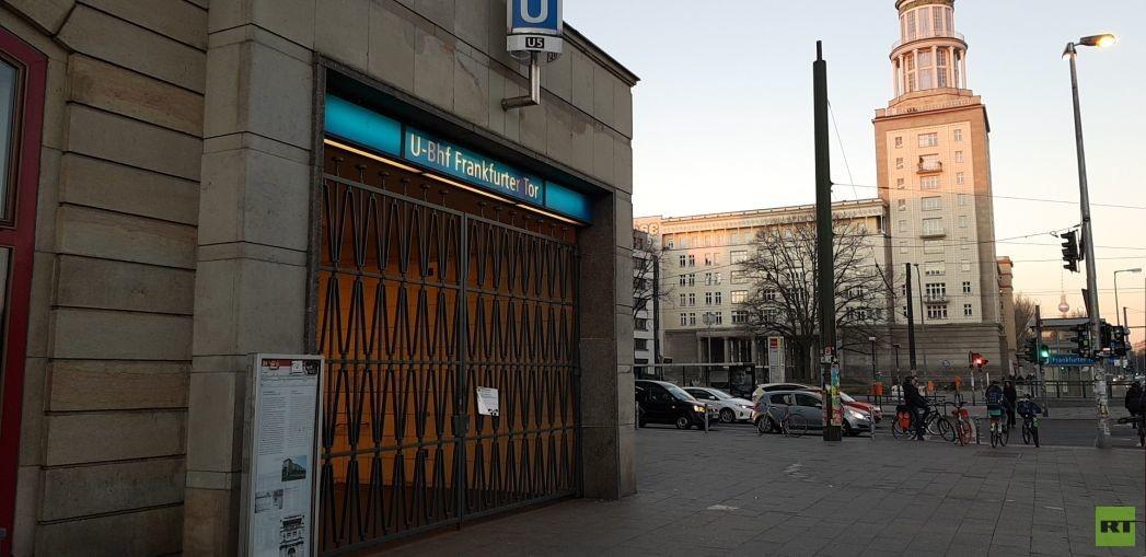 Warnstreik in Berlin: U-Bahnen, Busse und Trams stehen still