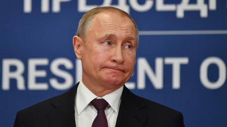 """US-Medien sehen in Ausstieg aus INF-Vertrag ein """"Geschenk an Putin"""" (Video)"""