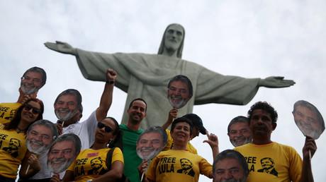 Brasiliens Ex-Präsident Lula erneut wegen Korruption verurteilt (Archivbild)