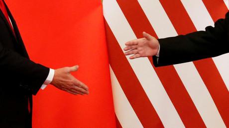 Handelsstreit: China und USA beginnen neue Gespräche in Peking (Symbolbild)