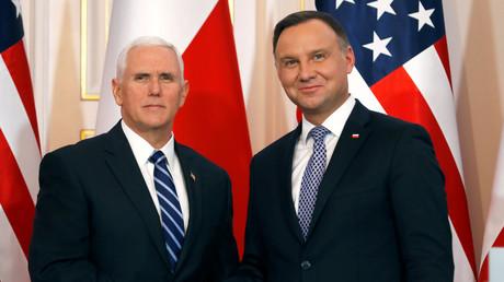 USA rüsten Polen mit Kriegswaffen auf