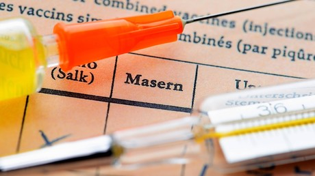 WHO schlägt Alarm: Zahl der Masern-Fälle in einem Jahr verdoppelt (Symbolbild)