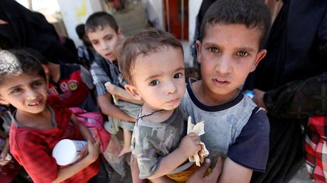 Fast jedes fünfte Kind wächst in Kriegen oder Konflikten auf