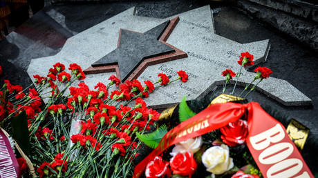 Am 15. Februar 1989 endete der sowjetische Truppenabzug. Eine Gedenktafel erinnert an die Opfer unter den Sowjetsoldaten, Tambow-Region, Russland.