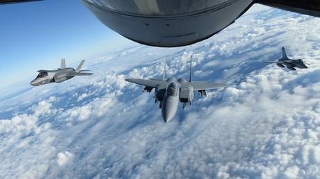 Luftangriffe der NATO in Bosnien und Herzegowina dienten dem Militärbündnis als Testballon für den Kosovo-Krieg. (Symbolbild)
