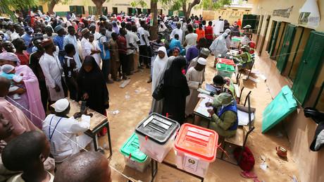 Nigeria wählt Staatschef