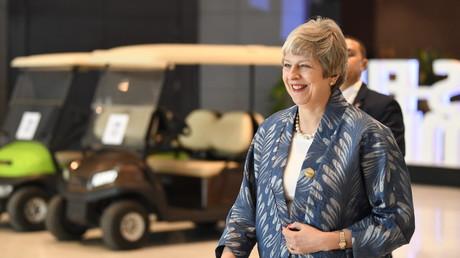 Theresa May: Abstimmung über Brexit-Abkommen bis 12. März