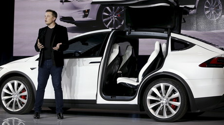 Elon Musk verärgert US-Börsenaufsicht mit Tweet über Teslas Jahresproduktion 2019 (Archivbild)