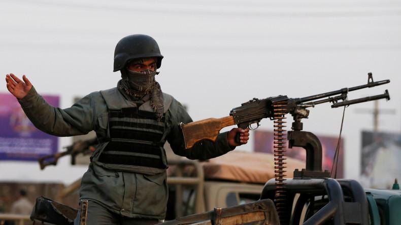 Afghanistan: Taliban attackieren Militärcamp - Mehrere Tote