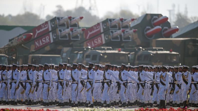 """Pakistans Außenminister: Der totale Krieg mit Indien wäre """"gegenseitiger Selbstmord"""""""