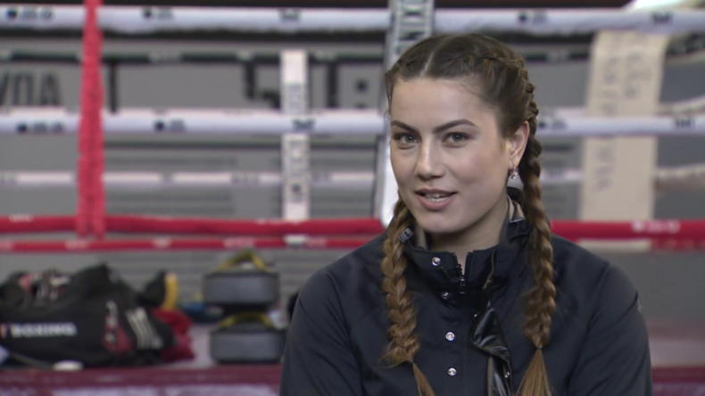 """""""Kasachstans heisseste Sportlerin"""" Firuza Sharipova hofft 2020 in Tokio zu boxen"""