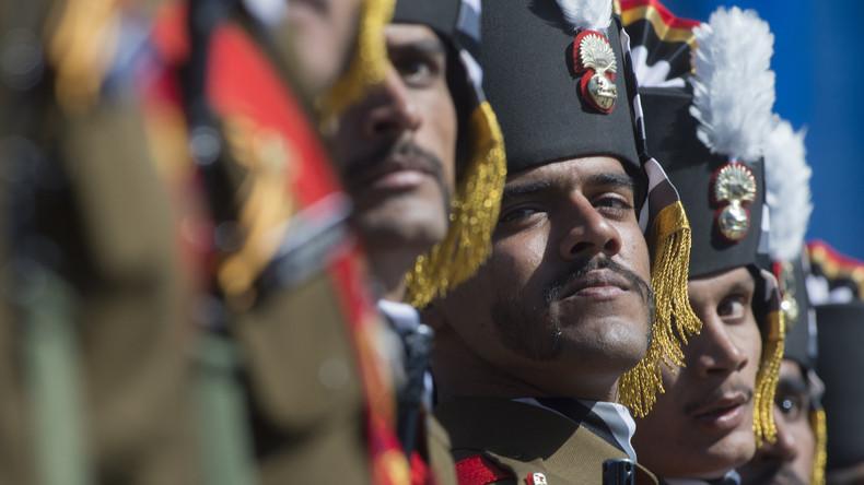 """Indien: """"Militärisch bereit"""", auf """"jede Provokation durch Pakistan"""" zu reagieren"""