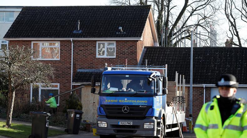 Salisbury: Skripals Haus nach 13.000 Stunden Entgiftung wieder vermietbar
