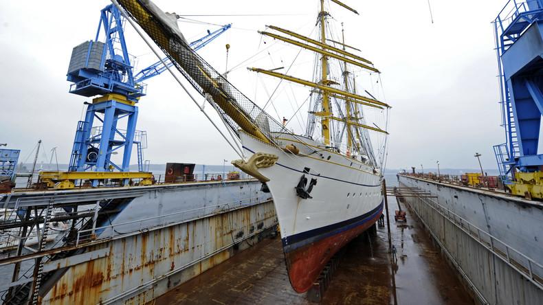 Gorch-Fock-Sanierung – Ministerium räumt finanziellen Schiffbruch ein