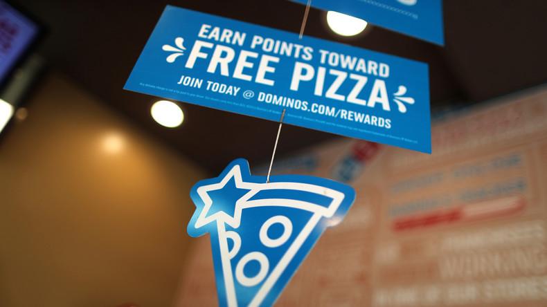 Domino's beschert treuen Kunden lebenslanges Pizza-Abo – und lässt sie Steuer dafür selbst zahlen