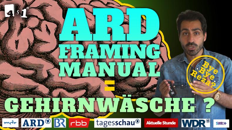 451 Grad | ARD Framing Manual | Venezuela Schlacht um die Bilder