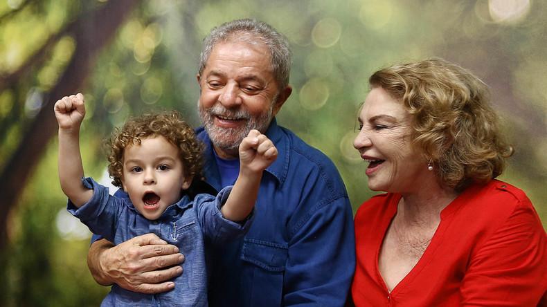 Brasiliens Ex-Präsident Lula da Silva darf für Beerdigung seines Enkels aus Haft