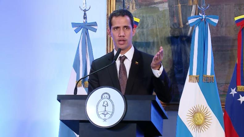 Venezuela: Guaidó schwört, in den nächsten Tagen zurückzukehren