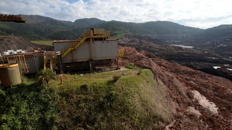 Nach Damm-Tragödie in Brasilien: Chef von Bergbaukonzern tritt zurück