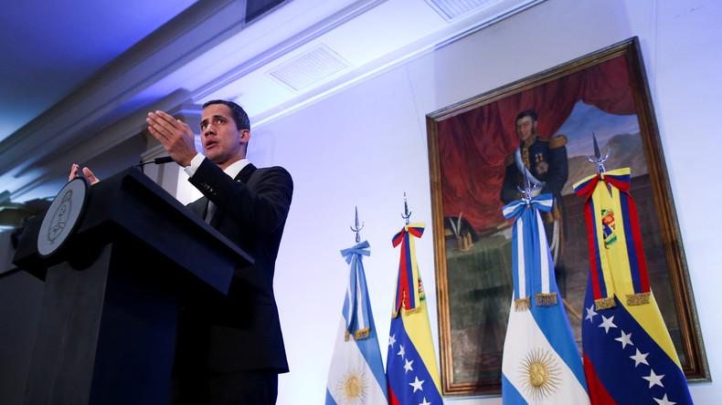 Juan Guaidó kündigt seine Rückkehr nach Venezuela an