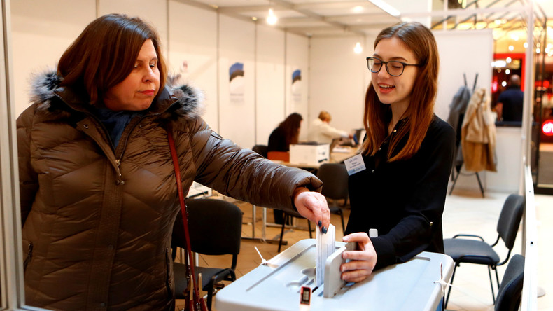 Estland wählt Parlament