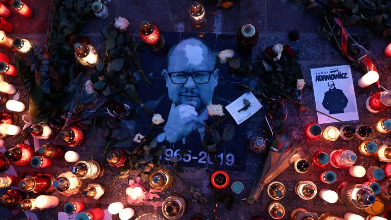 Einwohner von Gdańsk wählen Nachfolger für ermordeten Bürgermeister