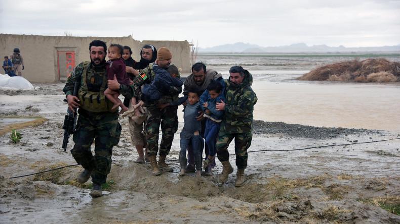 Mindestens 20 Menschen sterben bei Unwettern in Afghanistan