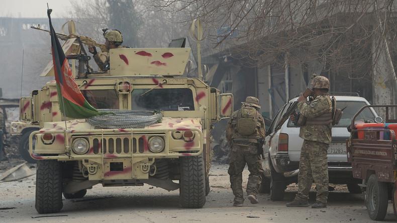 """Russischer Topdiplomat: """"Wenn USA Frieden in Afghanistan wollen, müssen sie abziehen"""""""