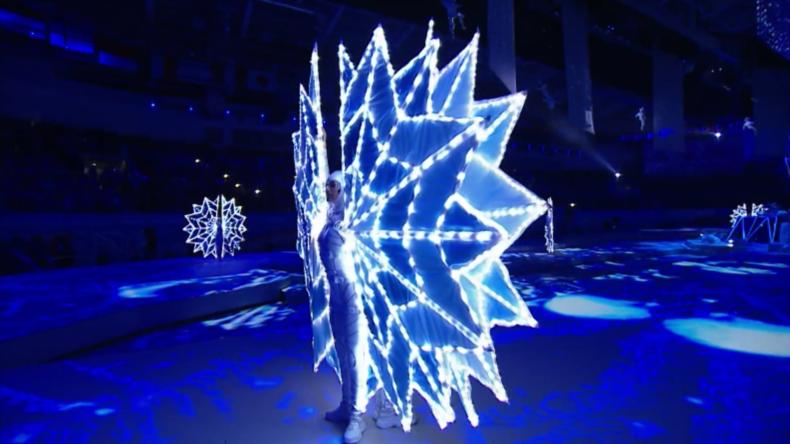 Russland: Winter Universiade 2019 beginnt mit atemberaubender Zeremonie