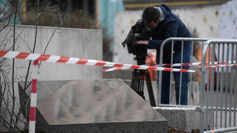 Benjamin Netanjahu verurteilt Angriff auf Synagogen-Denkmal in Frankreich