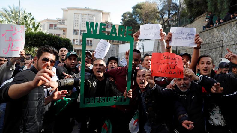 Oppositionspolitiker boykottieren Präsidentschaftswahl in Algerien