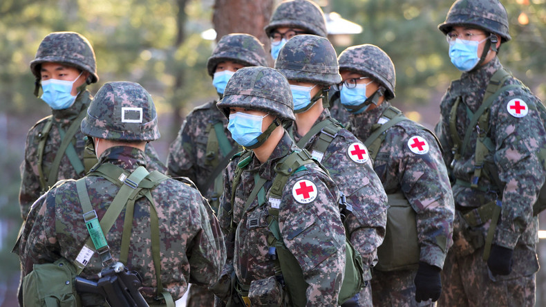 Zu teuer für Trump: USA und Südkorea einigen sich auf Einstellung von Großmanövern