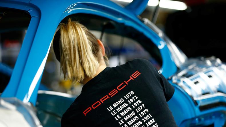 Porsche zahlt Millionen an Lohnsteuern nach