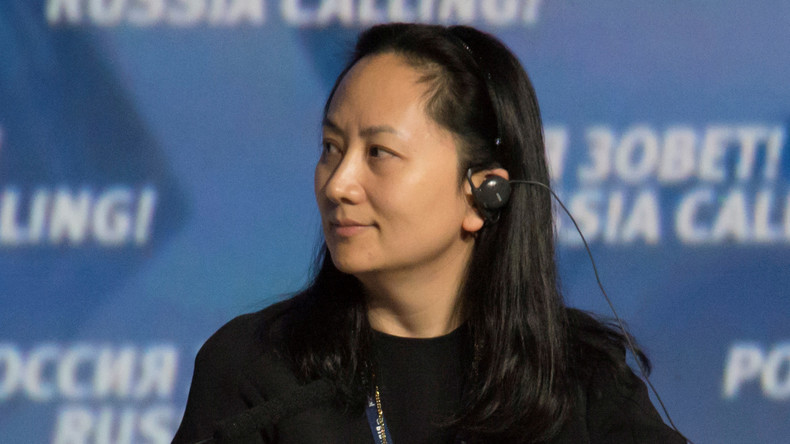 Huawei-Managerin klagt gegen Kanada wegen Festnahme