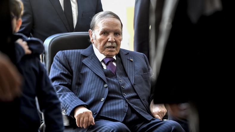 Algeriens Präsident Bouteflika kandidiert trotz Protesten erneut