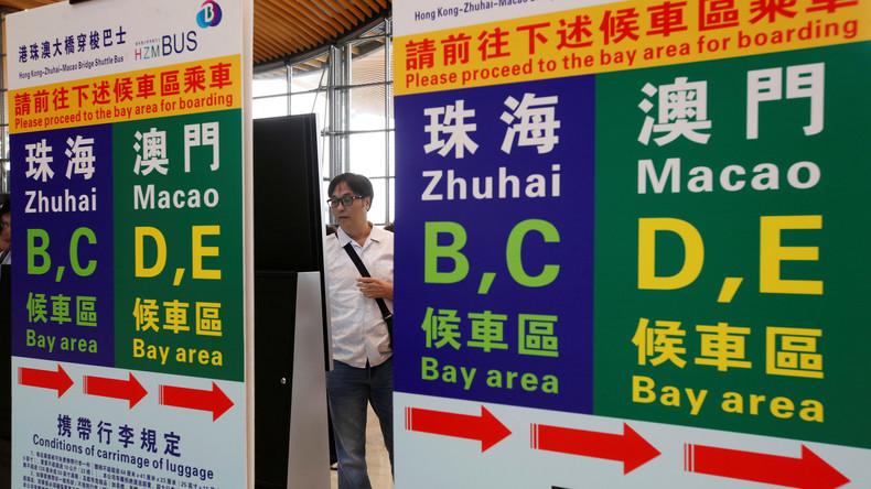 China: Reiseverbot für Bürger mit schlechtem Sozialrating