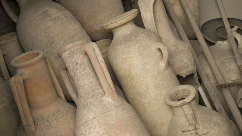 Vermeintliches Unsterblichkeitselixier in antikem Grab in China entdeckt