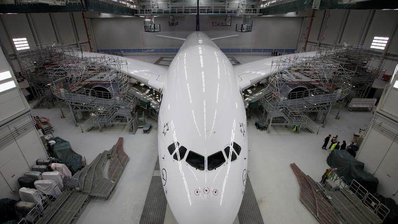 Wegen mangelnden Interesses für A380: Bundesregierung wartet auf 600 Millionen Euro Rückzahlung