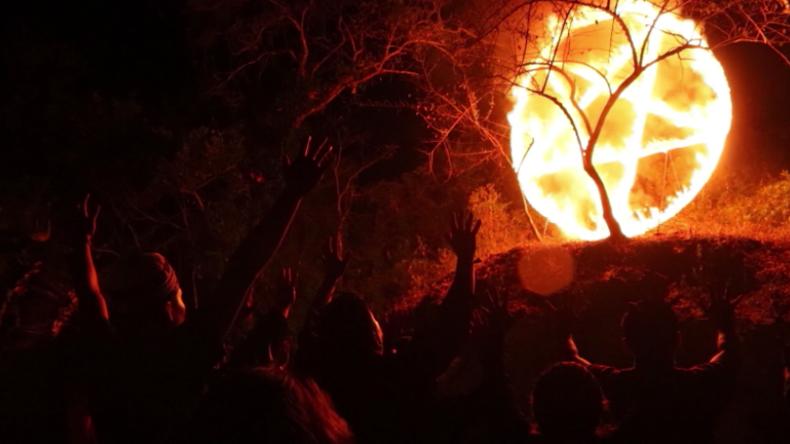 """Mexiko: Blutdusche nach Ziegen-Opferung – Satanisten feiern """"Schwarze Messe"""""""