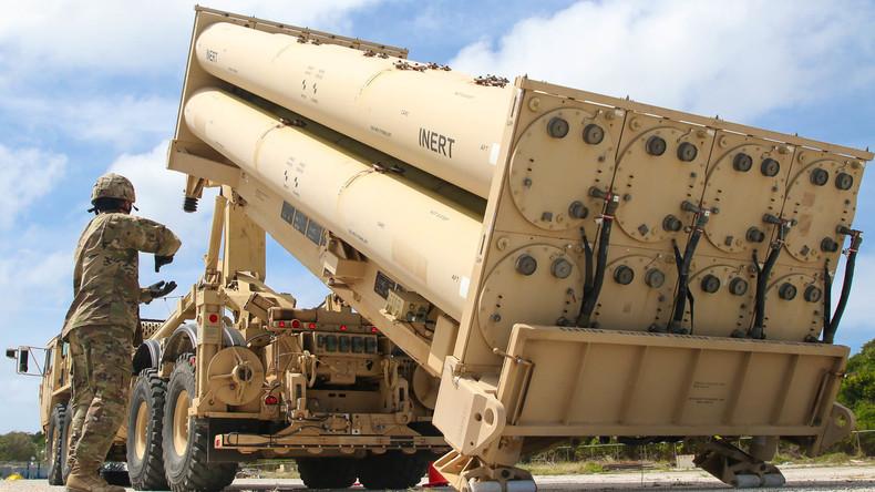 USA trainieren erstmals mit modernster Flugabwehr in Israel