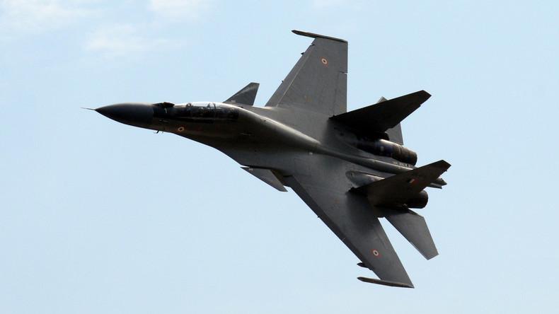 Indische Luftstreitkräfte schießen pakistanische Drohne ab