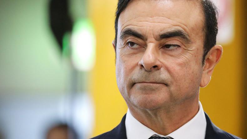 Ehemaliger Renault-Chef Ghosn kommt vorerst nicht frei