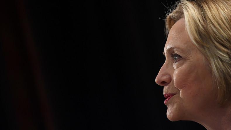 Hillary Clinton: Kandidiere 2020 nicht für US-Präsidentschaft