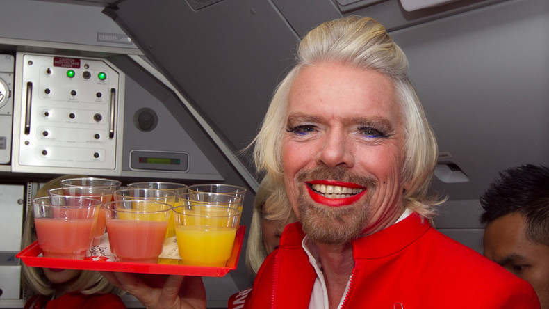 Virgin Atlantic Airways hebt Make-up-Zwang für Flugbegleiterinnen auf