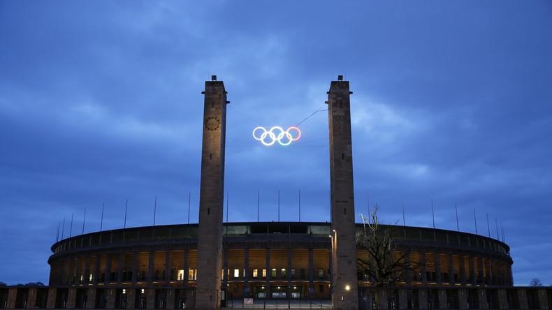 Kein Bock auf Olympia: Berliner gegen Bewerbung für 2036 (Video)