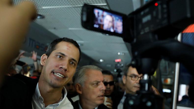 Venezuela: USA berufen sich auf Monroe-Doktrin zur Durchsetzung ihrer Interessen (Video)