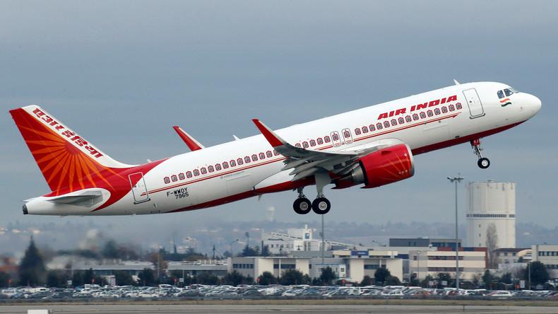 """""""Lang lebe das Mutterland!"""": Indische Fluggesellschaft macht patriotische Durchsagen verbindlich"""